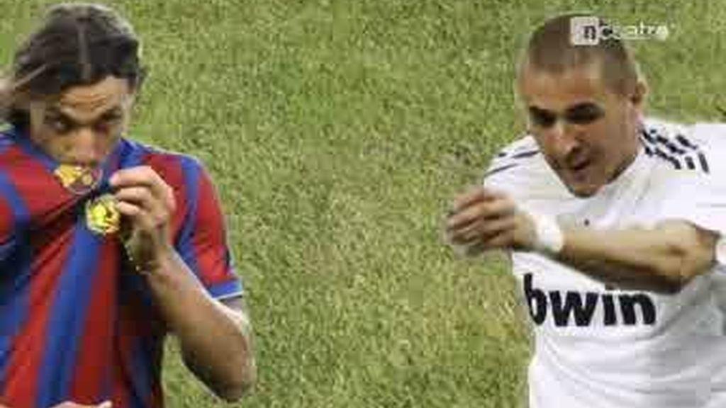 Benzema o Ibrahimovic ¿Quién es mejor?