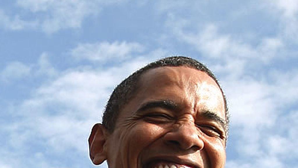Barack Obama, presidente de los EEUU