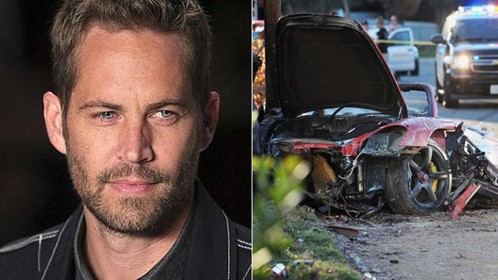 Muere el actor Paul Walker de 'Fast and Furious' a los 40 años en un accidente de tráfico
