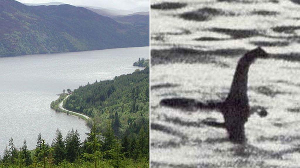 Lago Ness, Escocia (Reino Unido). El monstruo nada en sus aguas
