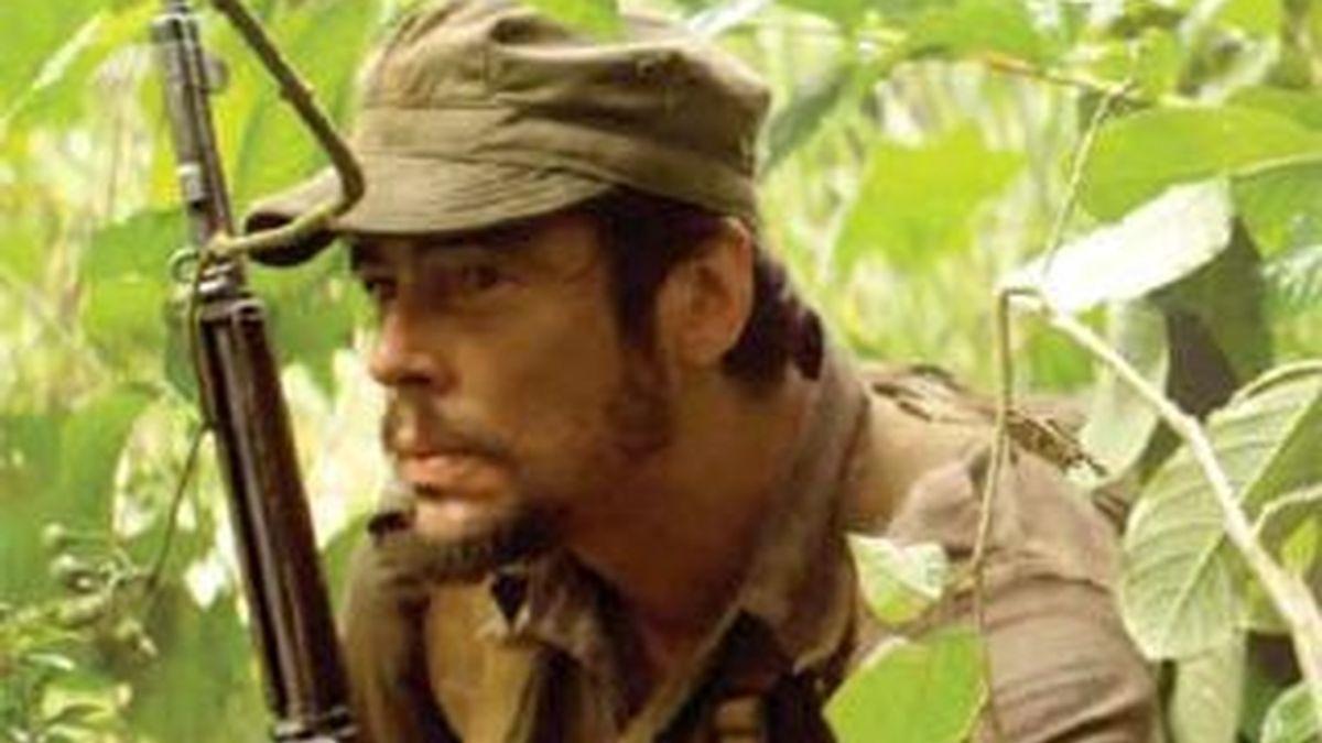 Benicio del Toro en una escena de la película. Video: Informativos Telecinco