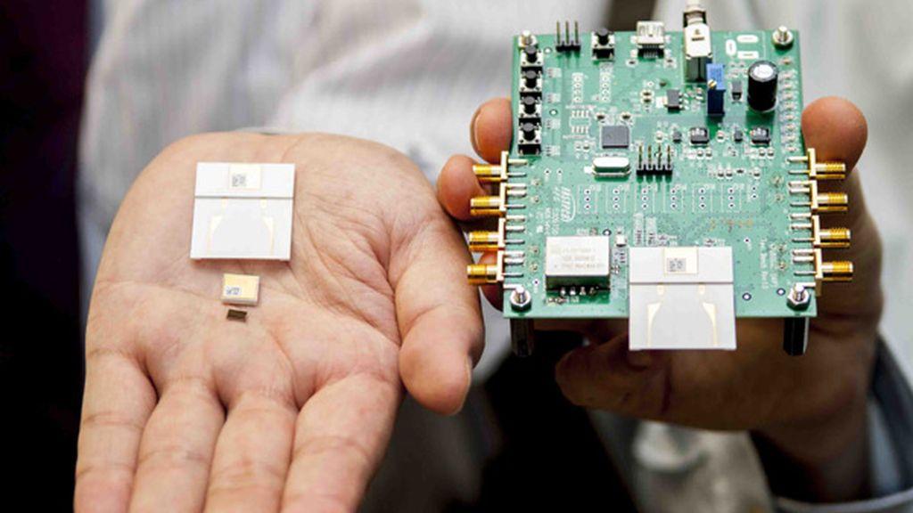 El chip que promete revolucionar las conexiones inalámbricas.