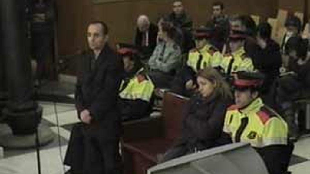 La ex mujer del padrastro de Alba afirma que es violento. Video: Informativos Telecinco