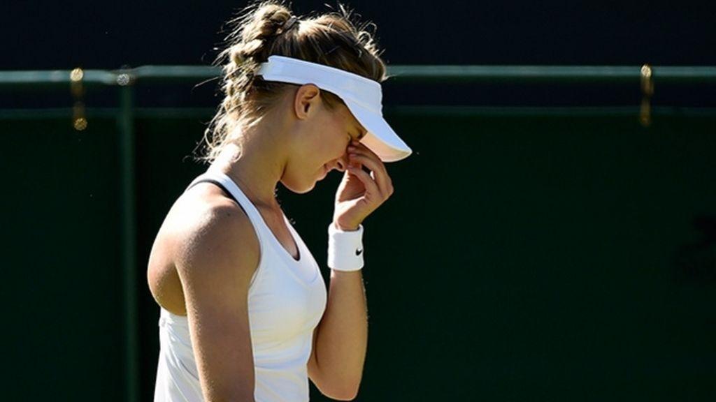 Wimbledon, Eugenie Bouchard, Marc Lopez