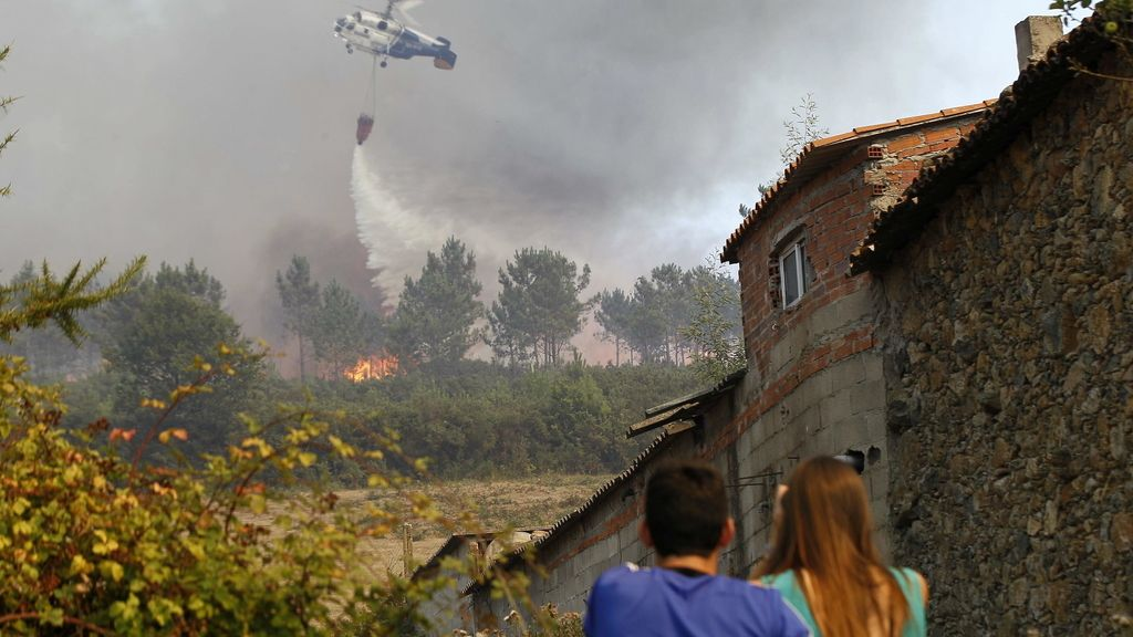 Incendio en Vilamor