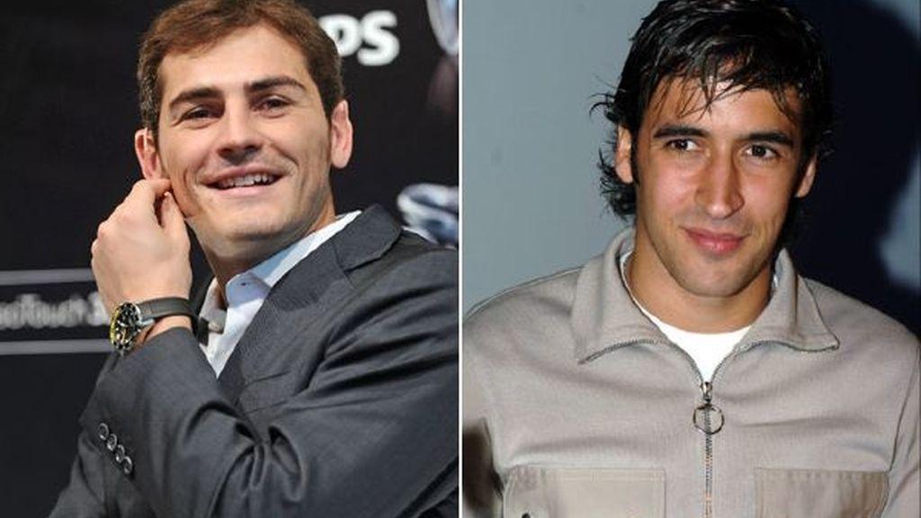 ¿Iker Casillas o Raúl?