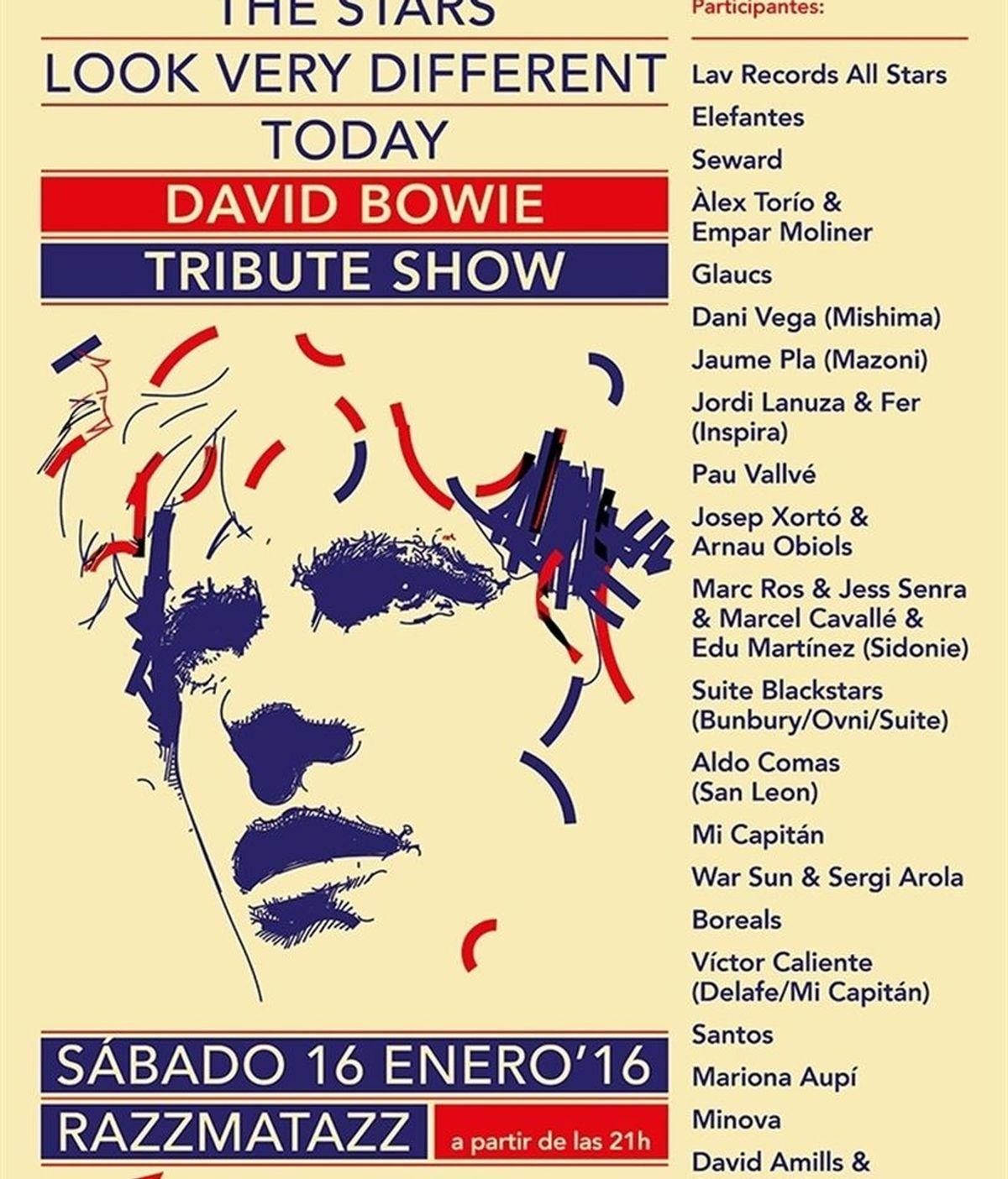 Homenaje a Bowie