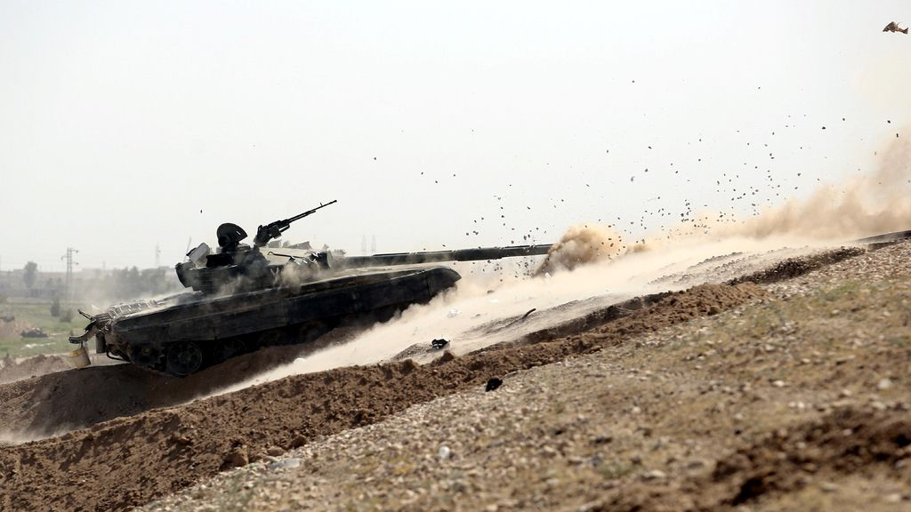 La guerra contra el Estado Islámico no cesa