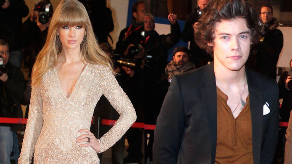 Taylor Swift y Harry Styles vuelven a verse la caras
