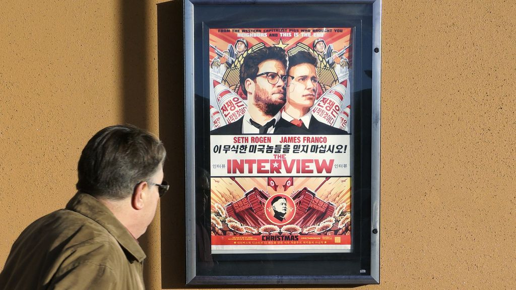 La película 'The Interview' recauda cerca de 12,3 millones de euros a través de Internet