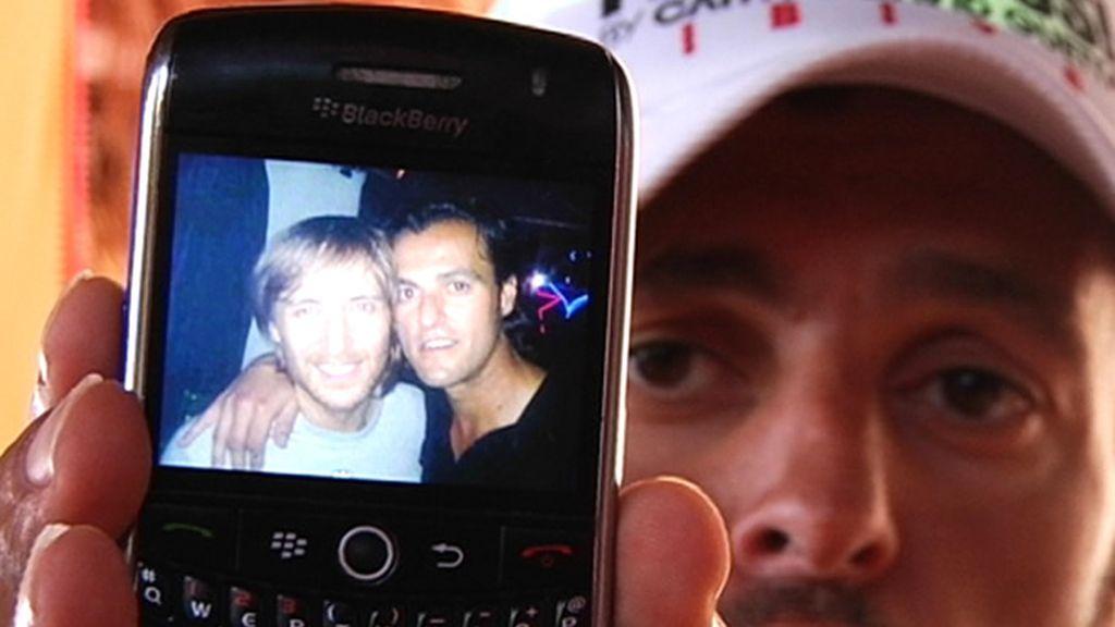 Kiko y David Guetta