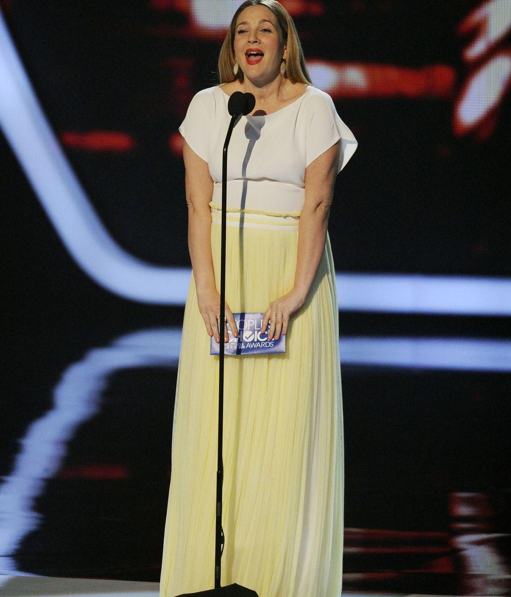 Sandra Bullock, triunfadora de los People's Choice Awards