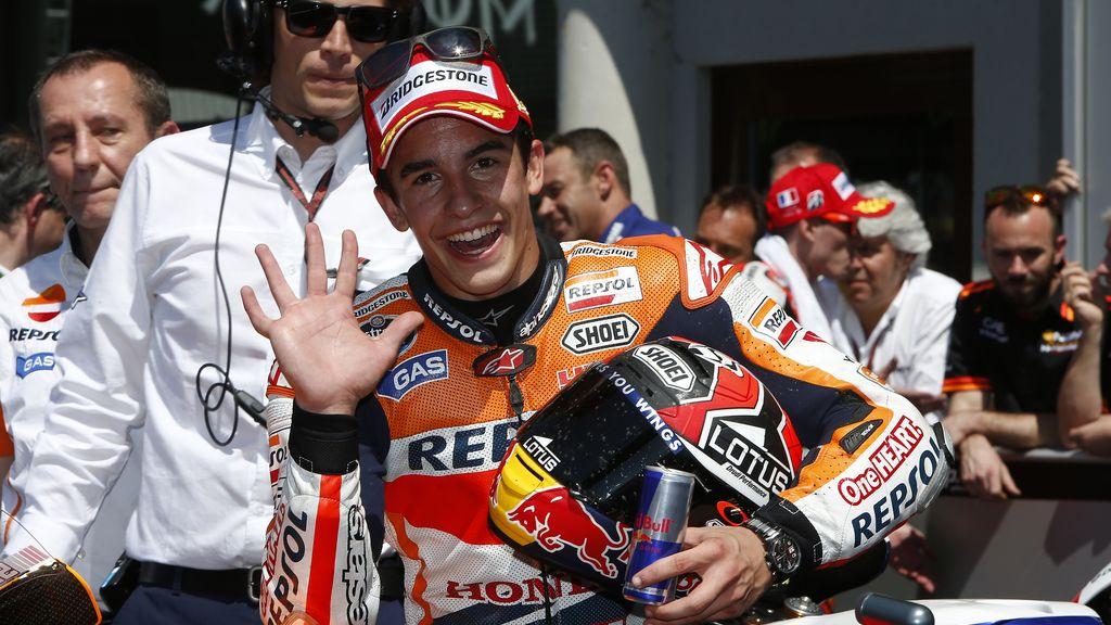 Márquez arrasa en Le Mans y suma su triunfo quinto consecutivo