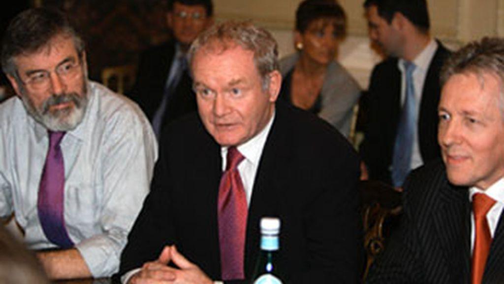 El Sinn Fein cree que habrá acuerdo para transferir las competencias de Justicia y Policía