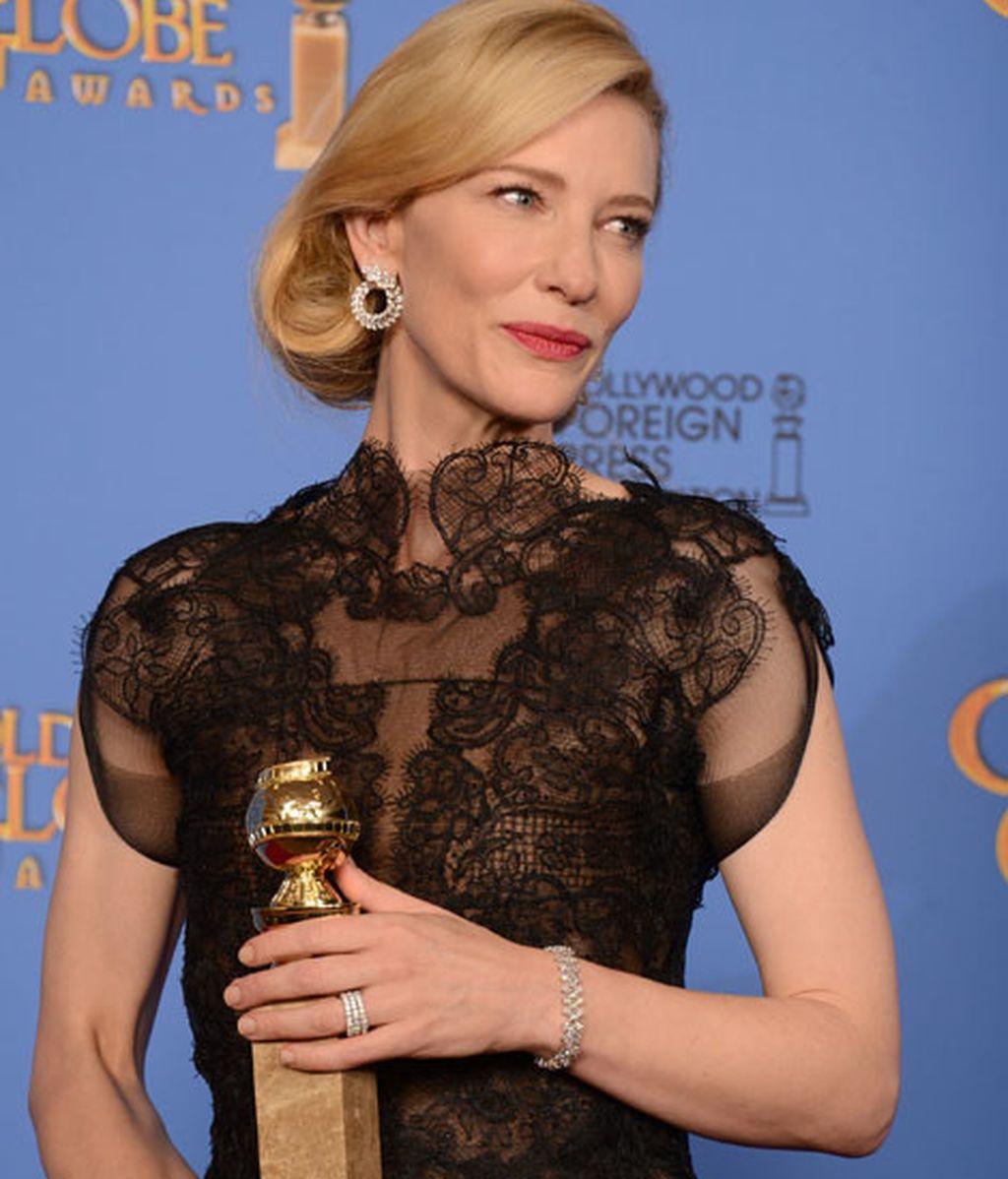 Cate Blanchett, Globo de Oro a la mejor actriz dramática