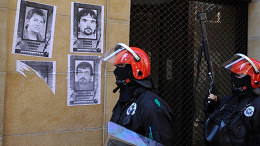 Detenidos dos presuntos terroristas en Francia