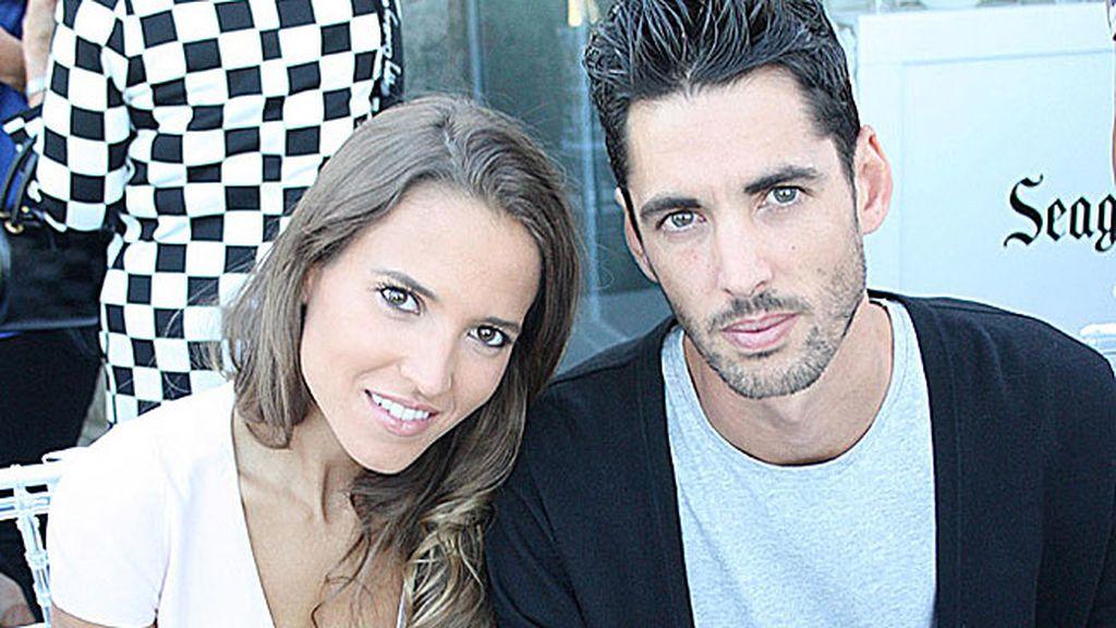 Ana Fernández y Santi Trancho: casi tres años de amor