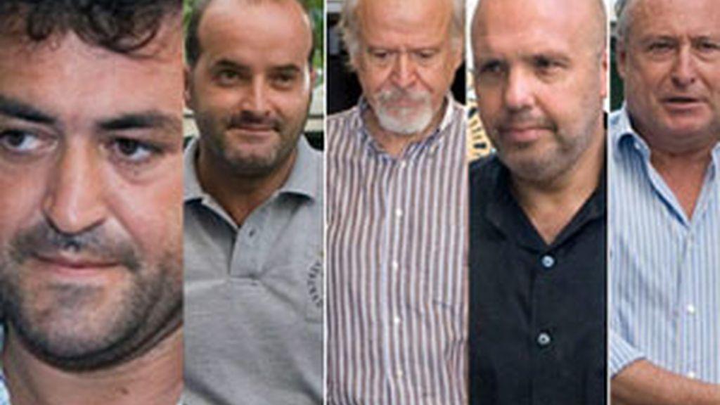 Los cinco detenidos han quedado en libertad bajo fianza.