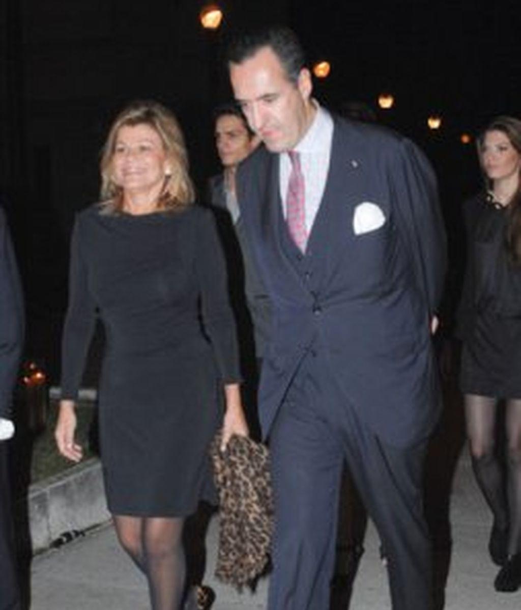 Rafael Medina se casa rodeado de famosos