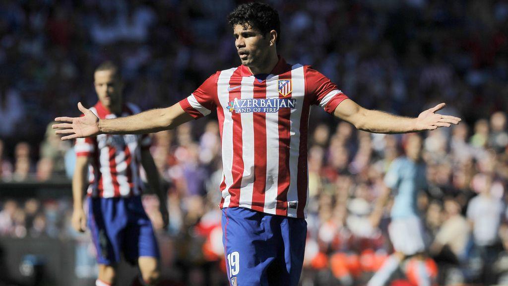 Diego Costa, Atletico de Madrid