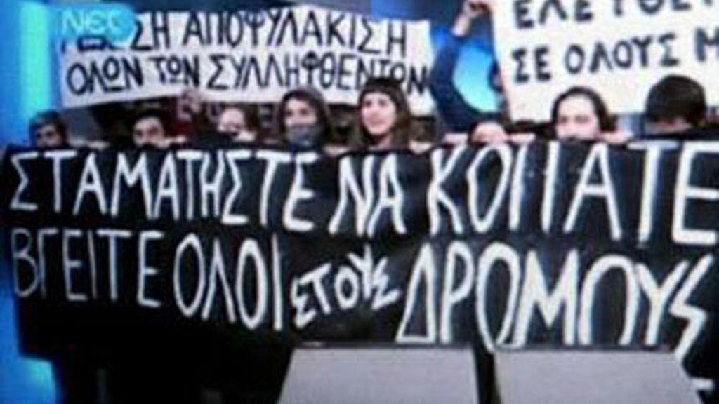 Grecia no descansa