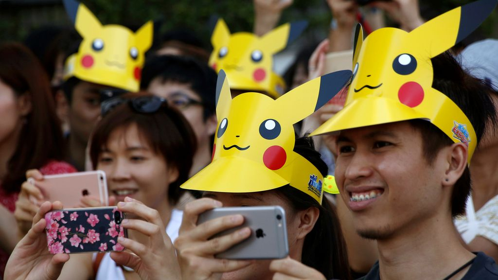 La fiebre Pokemon no cesa