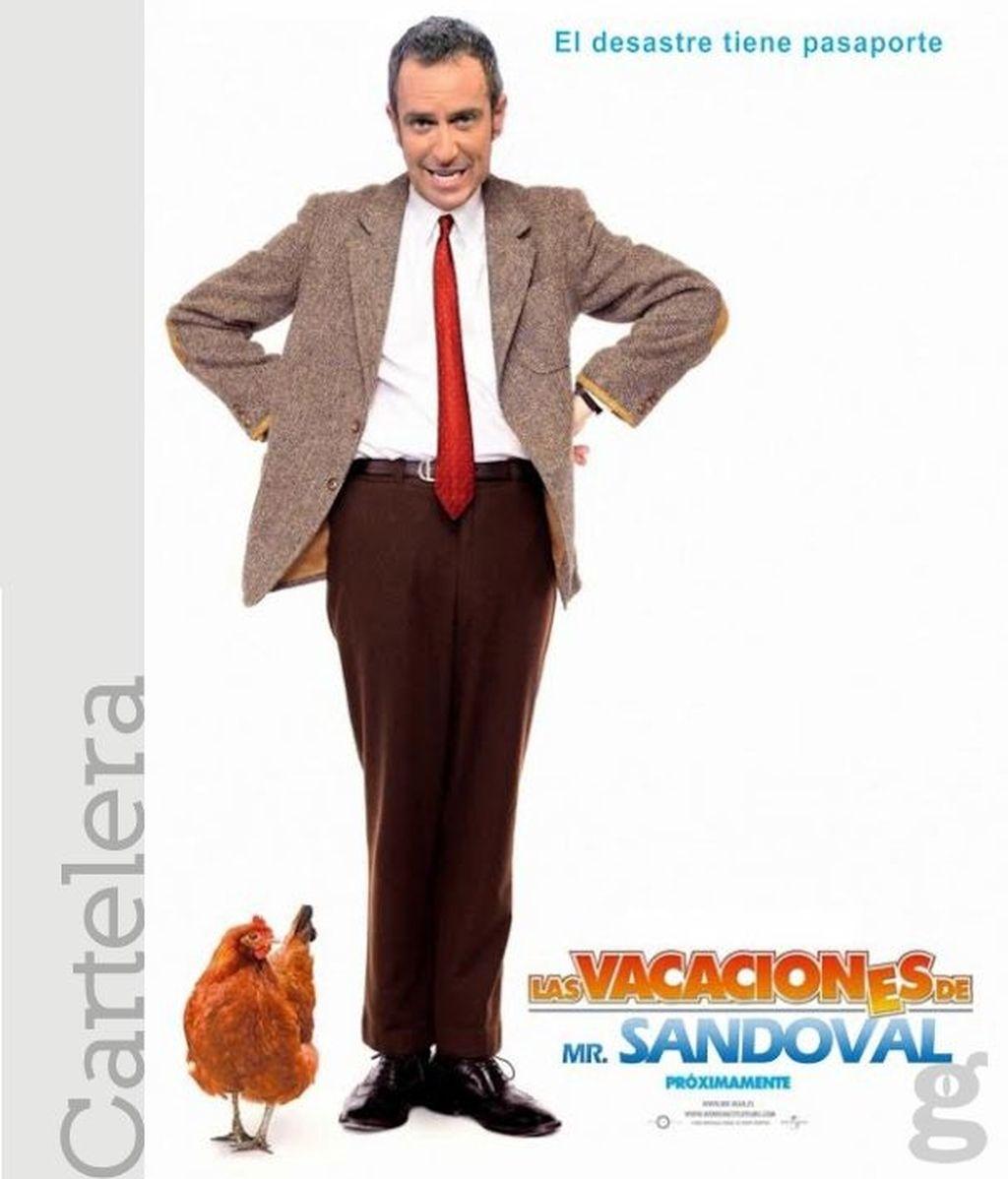 Cartelera: Las vacaciones de Mr. Sandoval