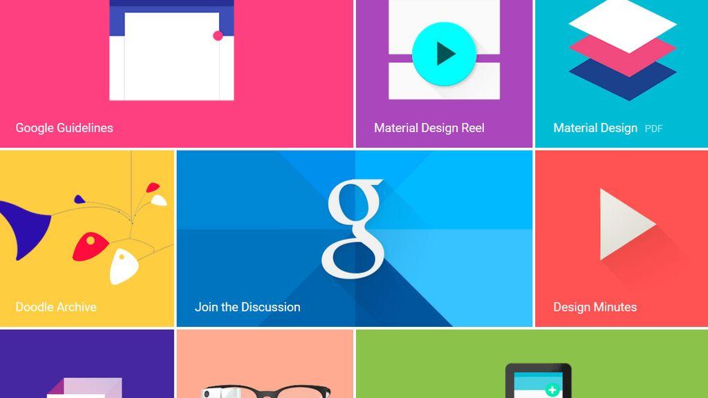 'Material Design', el rediseño que llegará con Android L