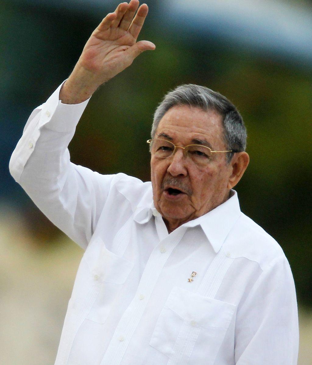El dirigente cubano cumple 5 años en el poder. Foto: Reuters