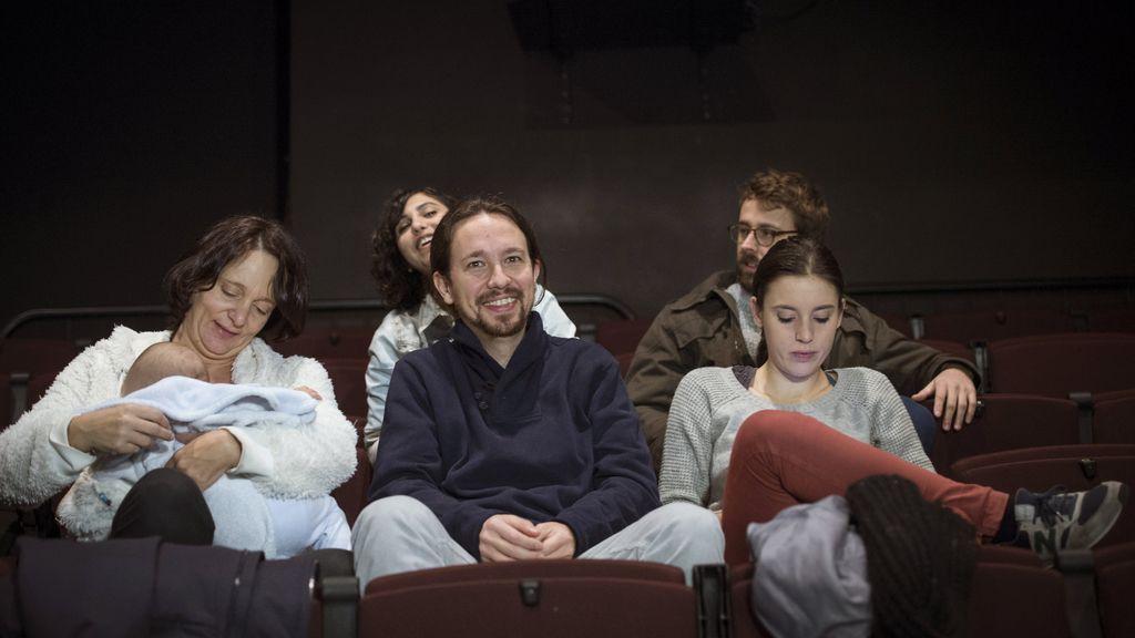 Pablo Iglesias en el cine