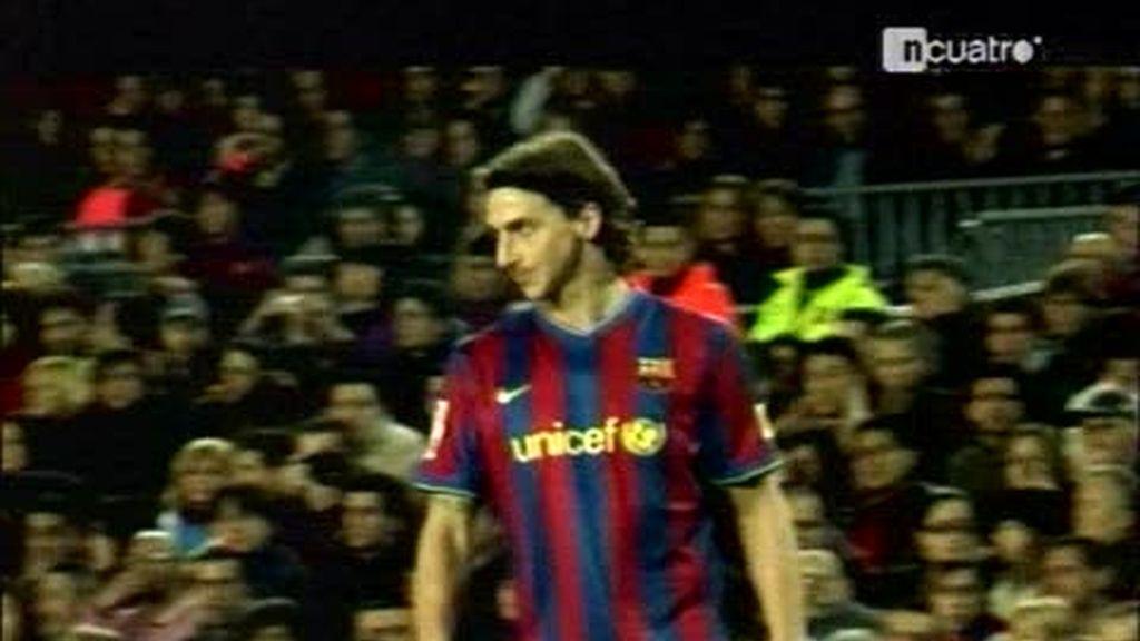 Ibrahimovic, un tipo duro