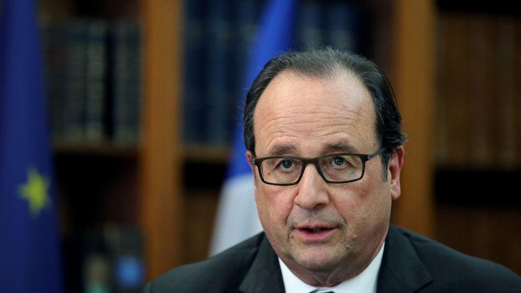 presidente de Francia,François Hollande,Francia