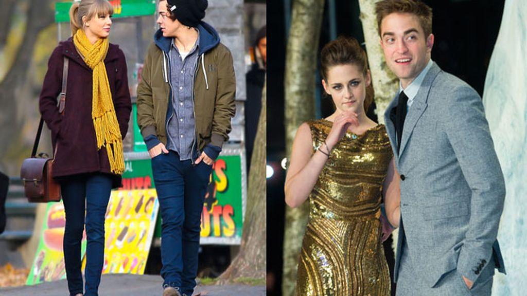 Las Navidades más románticas de Taylor Swift y Kristen Stewart