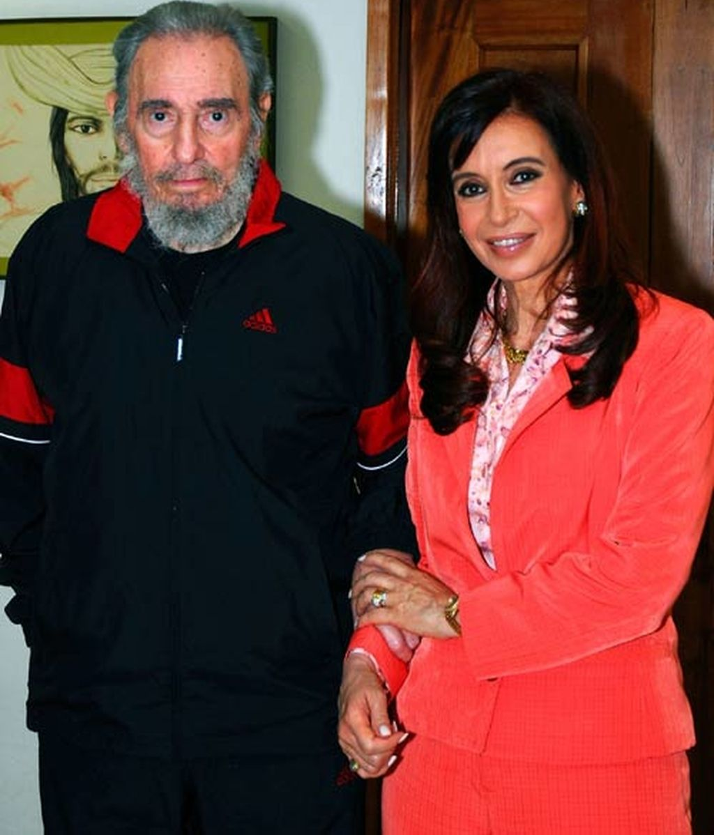 Fidel Castro, vivo