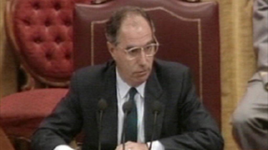 Fallece el ex presidente del Congreso Félix Pons