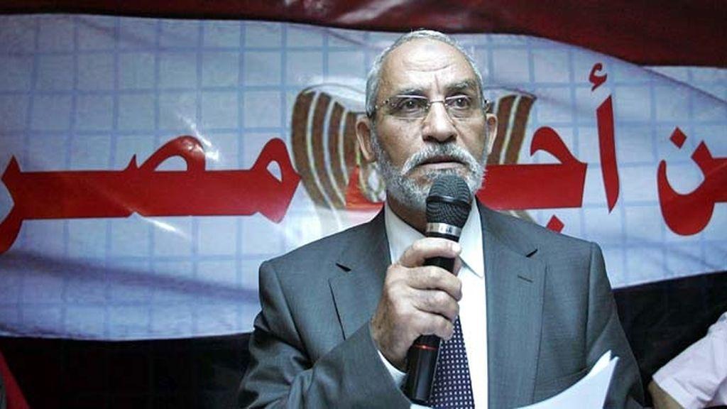 Máximo líder de Hermanos Musulmanes, Mohamed Badie