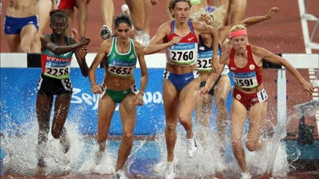 Marta Domínguez y Zulema Fuenes-Pila estarán el domingo en la final olímpica de 3.000 metros obstáculos.