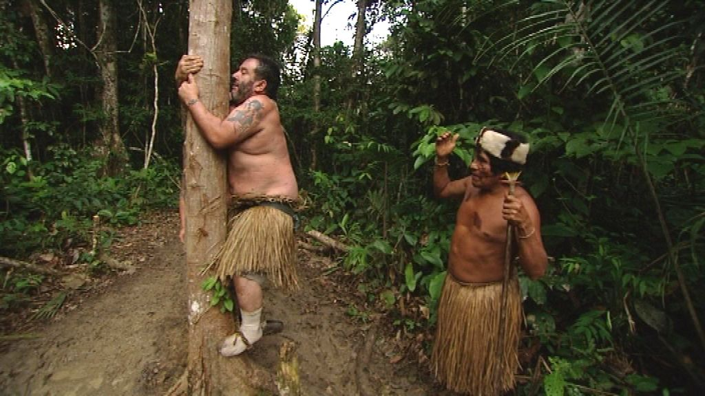 Perdidos en la tribu