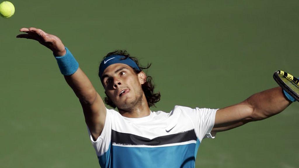 Nadal se impone a Murray y se proclama campeón en Indian Wells