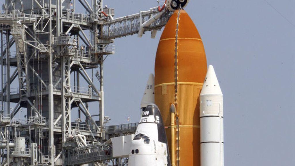 NASA, lanzamiento