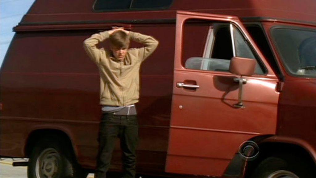 Justin Bieber, tiroteado... en CSI