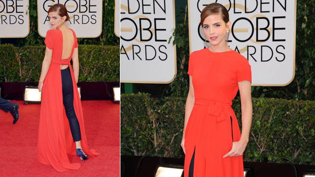 Emma Watson de Dior