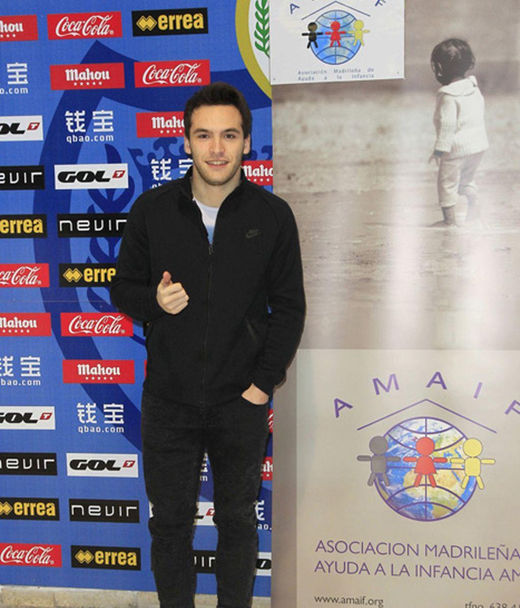 Ricardo Gómez, Carlitos en 'Cuéntame'