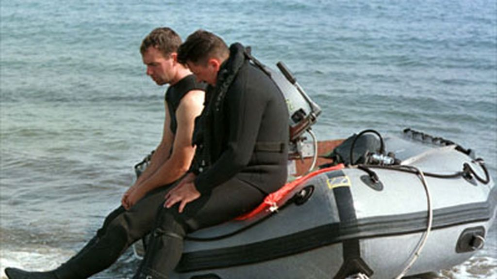 Desaparecen dos submarinistas en el Mar Rojo