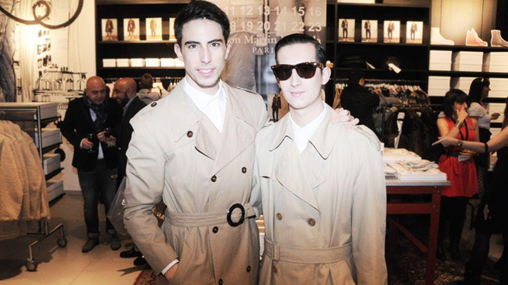 Elegimos un look muy parisino para la preventa de Margiela para H&M