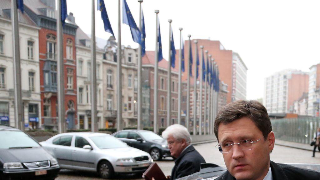 Alexander Novak, ministro de energía ruso