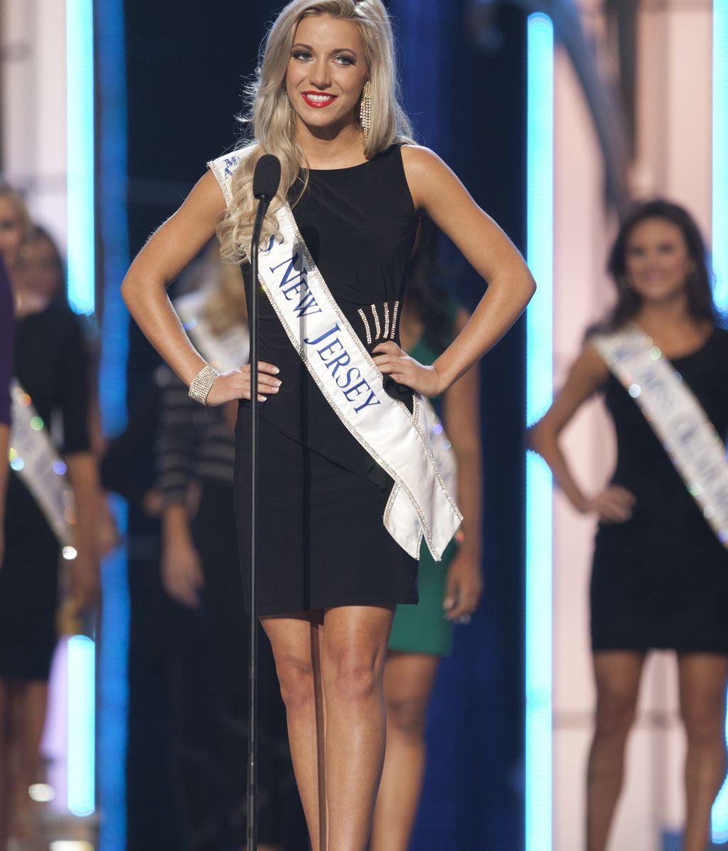 Cara McCollum, Miss America 2014