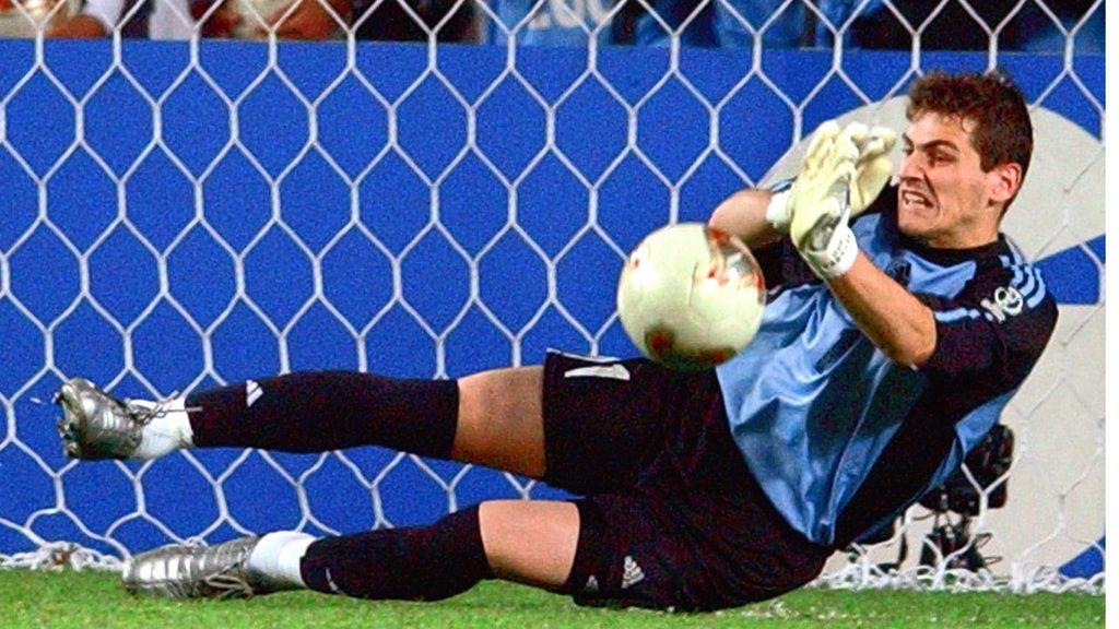Casillas, 'el mejor portero de la historia'