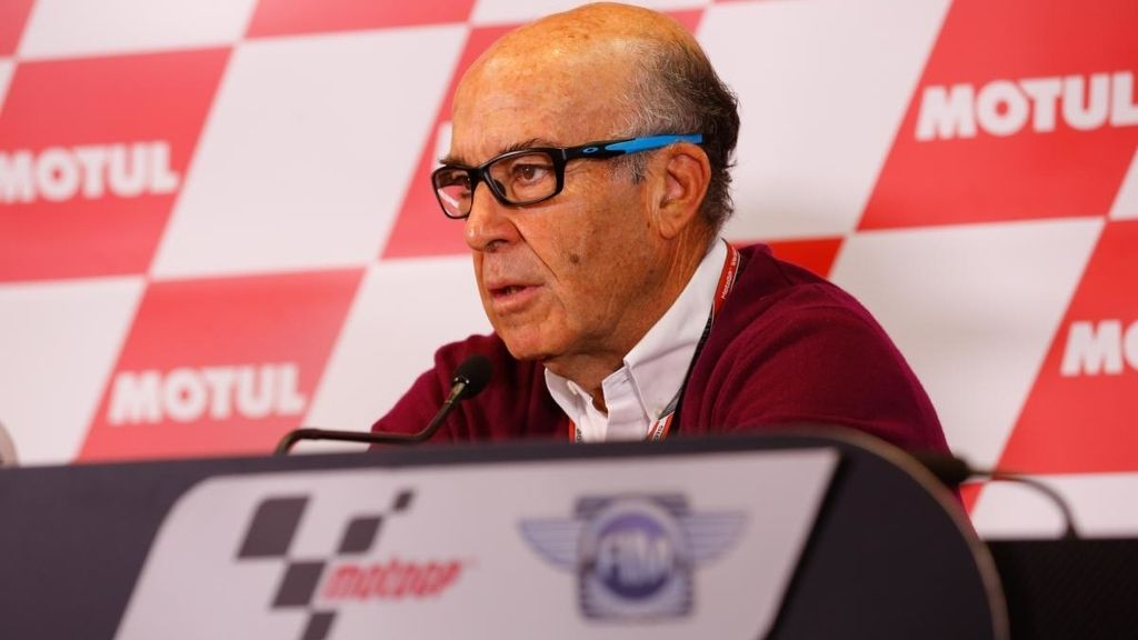 Carmelo Ezpeleta, MotoGP