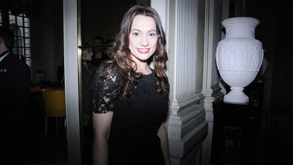 Natalia Verbeke confesó estar muy feliz junto a su nueva pareja, el cocinero Jaime Renedo